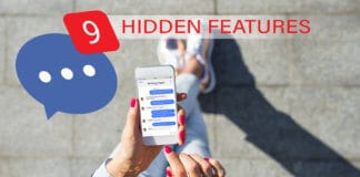 Nine Hidden Features of Facebook and Messenger