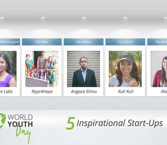 Youth Time Throwback Five Inspirational Start Ups