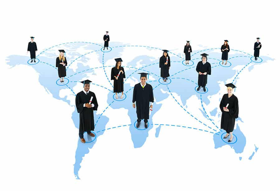 Use the opportunity and study abroad