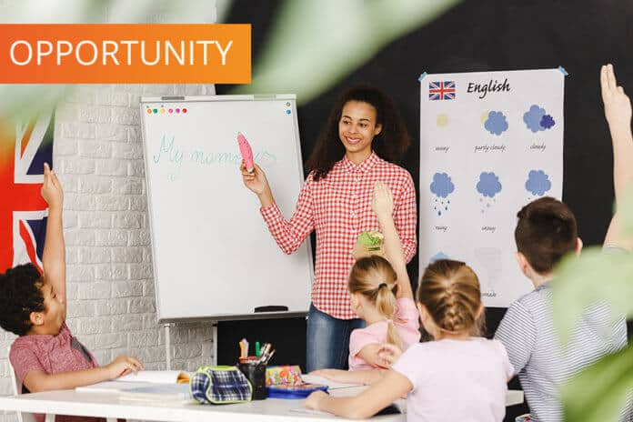 Opportunity for English Natives