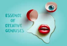 Essence of creative geniuses