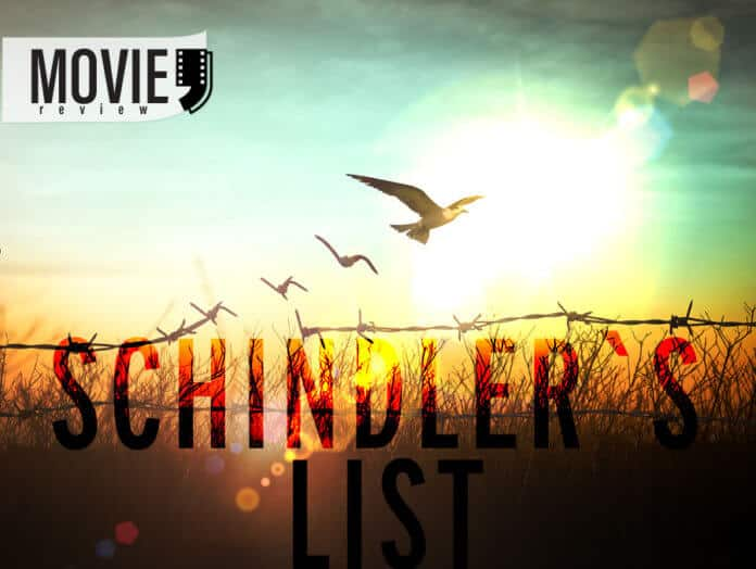 Liberty winning over tyranny - concept of the movie Schindler´s list