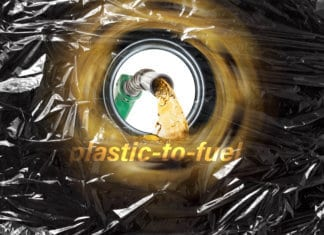 Plastic-to-fuel