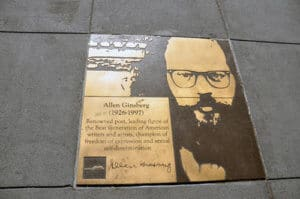 Allen Ginsberg / Photo: Shutterstock - Iuliia Serova: The Beat Generation