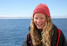 Dr. Emily Duncan on eXXpedition's North Pacific Voyage