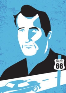 Jack Kerouac author of On the Road / Photo: Shutterstock - Mario Breda
