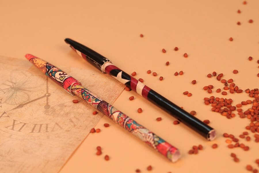 Recyclable pens