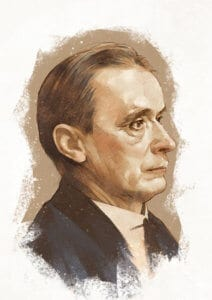Rudolf Steiner an Austrian philosopher social reformer architect economist esotericist and a founder of Anthroposophy