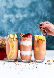 Smoothies / Photo: Brenda Godinez on Unsplash