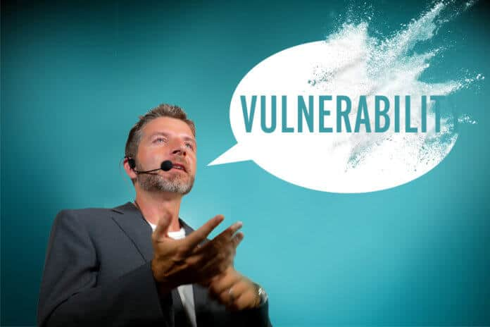 Vulnerability is the key