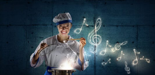 Music with Flavour