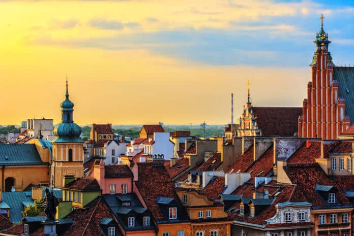 Roofs of Warsaw: What Can Cities Learn From Warsaw to be More Accessible?