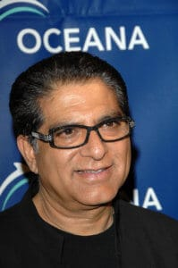 Deepak Chopra / Photo: Shutterstock - s bukley