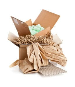 Recyclable packaging materials