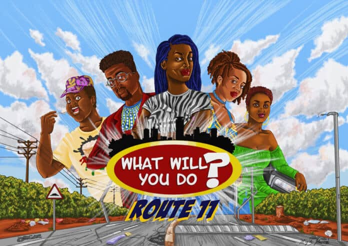 Keeke Art: An Educational, Informative Website for Road Safety