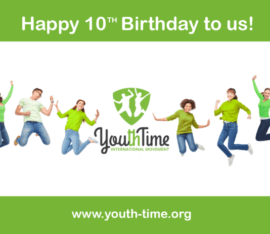 Youth Time International Movement's anniversary