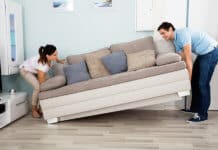Moving furniture feng shui