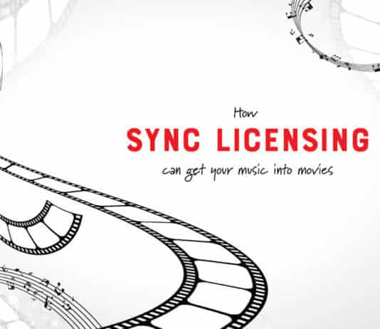 Sync Licensing Music Into Movies