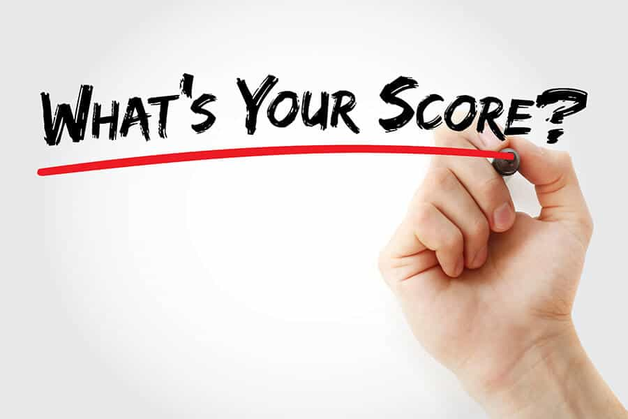 What´s your score