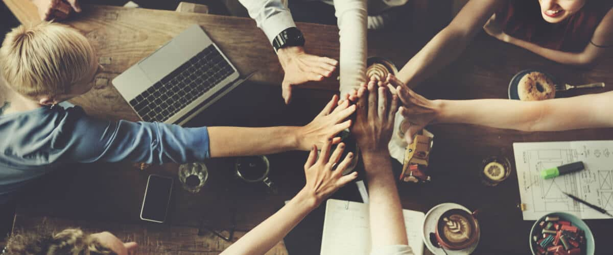 Working Together: Creating a strong team is pivotal to success