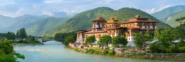 The Youth Time Travel Guide To Bhutan