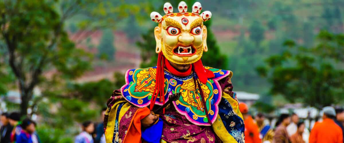 The Youth Time Travel Guide To Bhutan 1