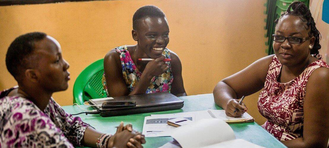 DSW Supporting Women and Youth in East Africa