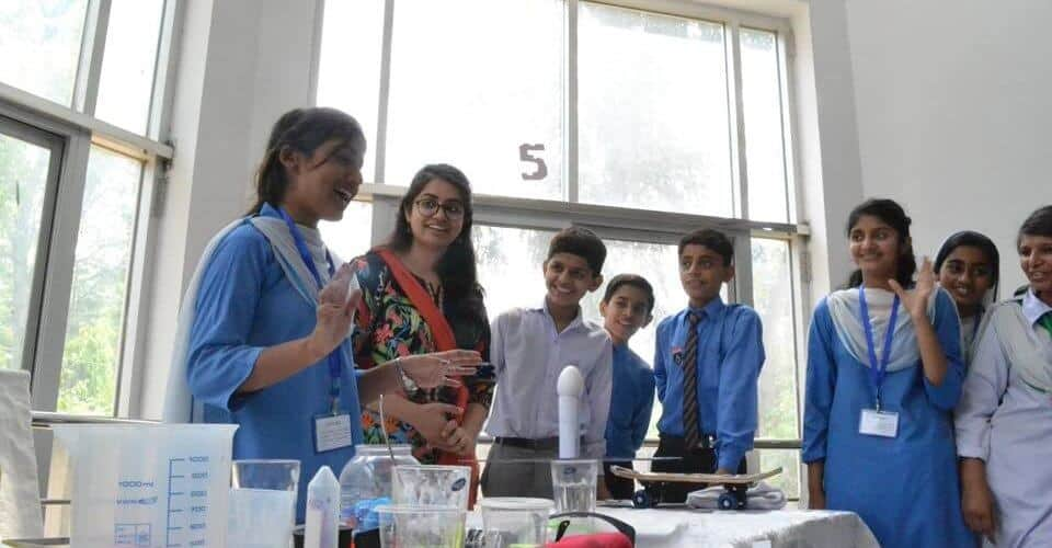 Science Fuse Changing Education in Pakistan 1