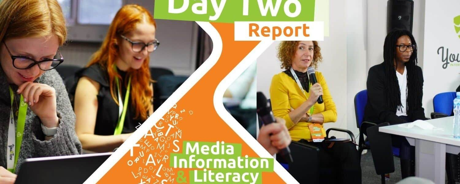 Free To Speak Day Two Of The Media Information And Literacy Programme