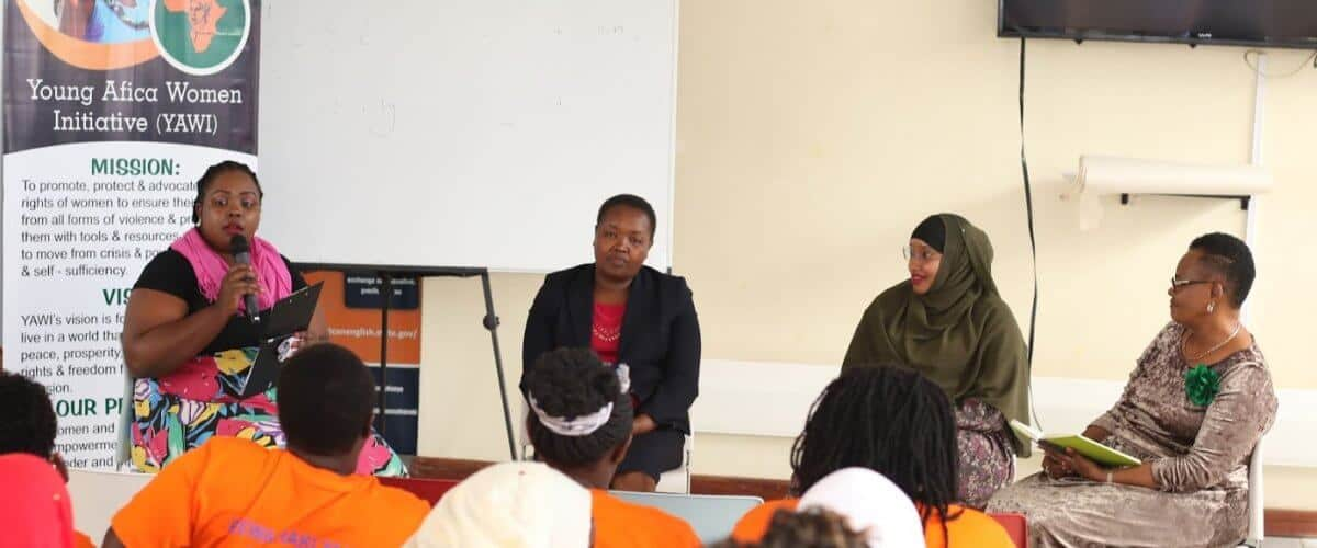 YAWI Freeing African Women From Violence 1