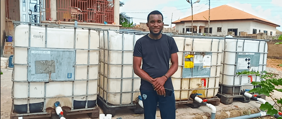 Youth and Agriculture Development in Ghana An Interview with Kwaku Owusu