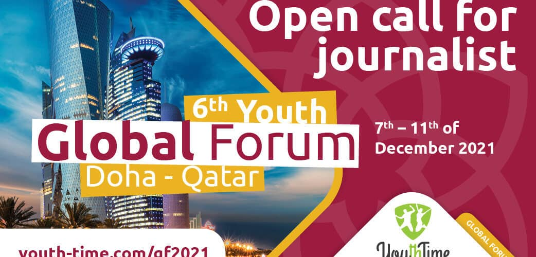 Journalist Call For Global Youth Forum