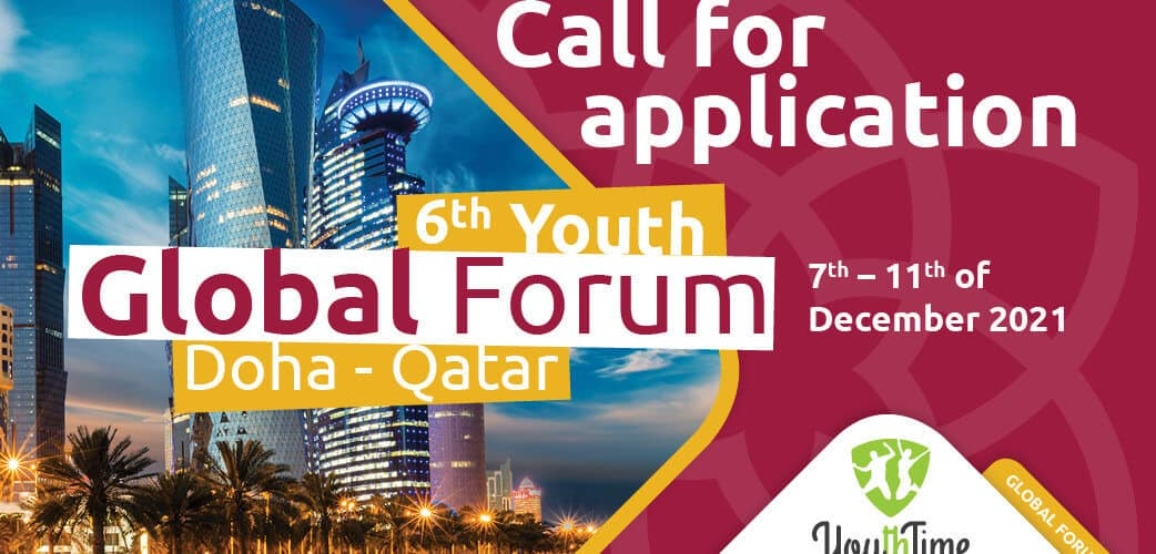 One Week To Go Application Call For Participants For Global Youth Forum